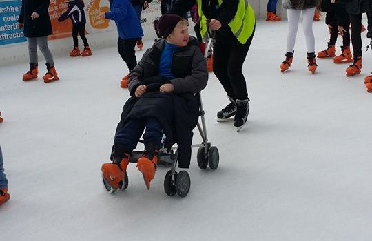 February Half Term sees LS29 dancing on ice!